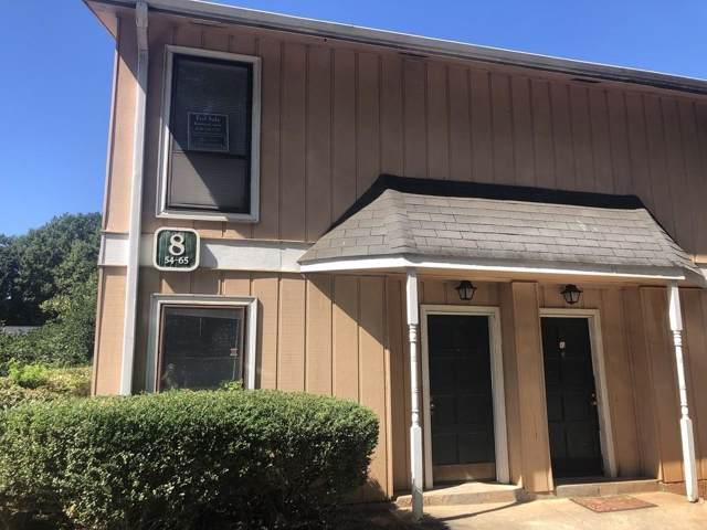 2340 Beaver Ruin Road #54, Norcross, GA 30071 (MLS #6601296) :: North Atlanta Home Team