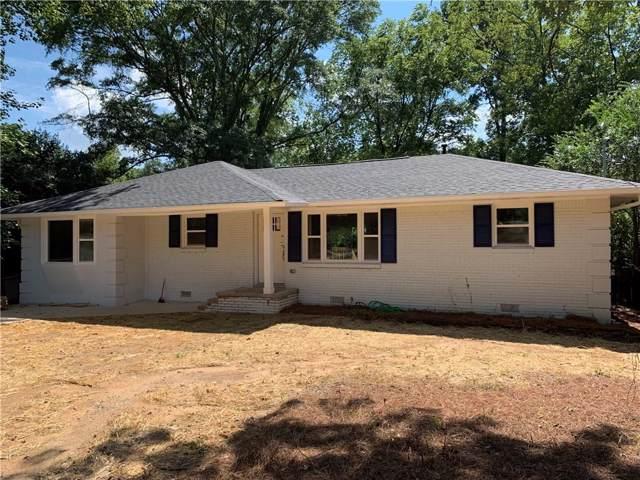 4938 White Boulevard SW, Mableton, GA 30126 (MLS #6601341) :: RE/MAX Paramount Properties