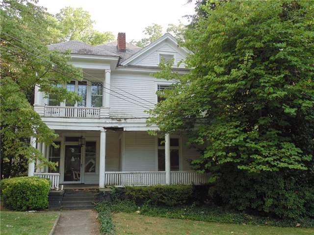 1866 Cambridge Avenue, College Park, GA 30337 (MLS #6601440) :: RE/MAX Paramount Properties