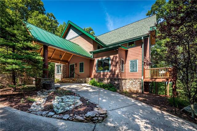 2355 Sharp Mountain Parkway, Jasper, GA 30143 (MLS #6601443) :: The Zac Team @ RE/MAX Metro Atlanta