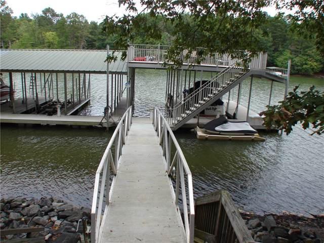 27 Shady Oaks Circle, Dawsonville, GA 30534 (MLS #6601476) :: Good Living Real Estate