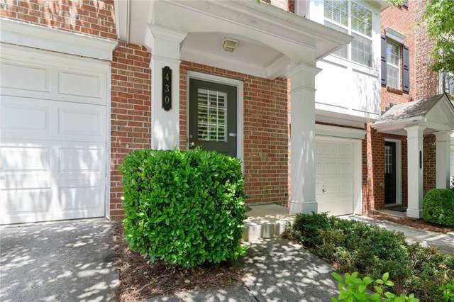 430 Heritage Park Trace NW #23, Kennesaw, GA 30144 (MLS #6601533) :: North Atlanta Home Team