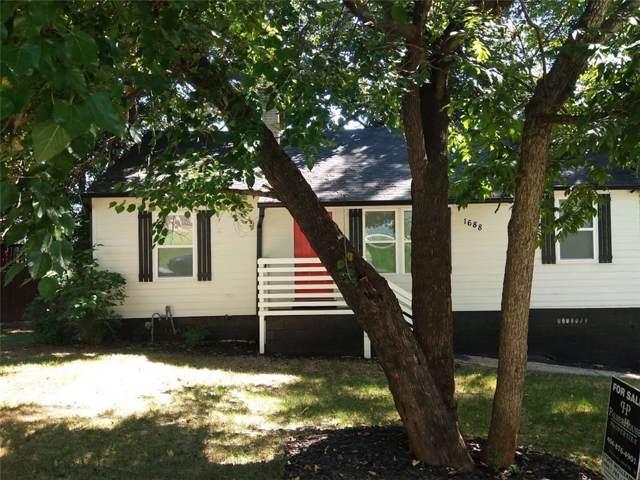 1688 Oak Knoll Circle SE, Atlanta, GA 30315 (MLS #6601539) :: RE/MAX Paramount Properties