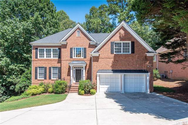 735 Copper Creek Circle, Alpharetta, GA 30004 (MLS #6601606) :: North Atlanta Home Team