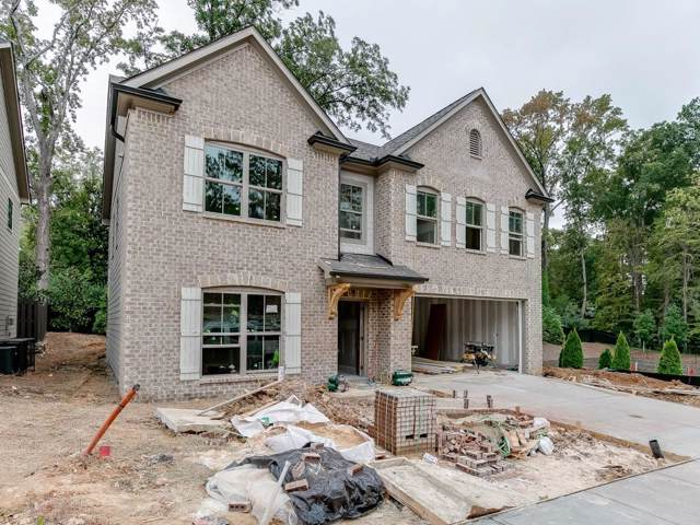 1881 Weston Lane, Tucker, GA 30084 (MLS #6601788) :: Charlie Ballard Real Estate