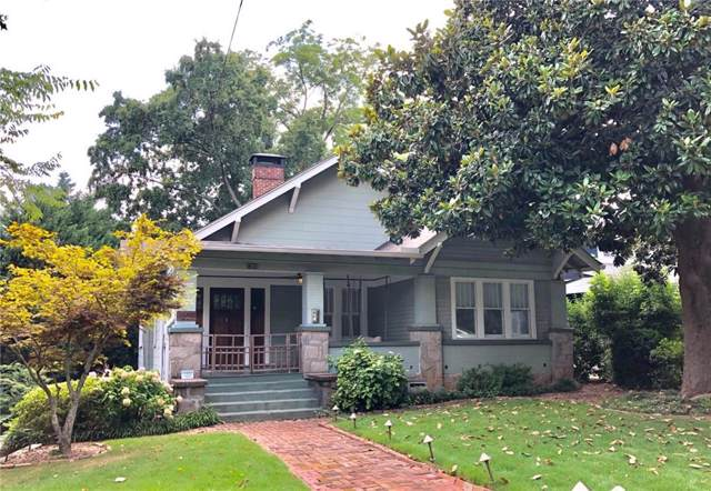 1203 Cleburne Avenue, Atlanta, GA 30307 (MLS #6601821) :: Good Living Real Estate