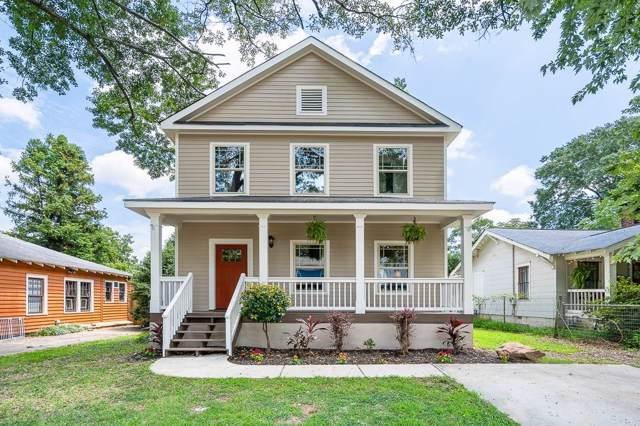 1040 Hill Street SE, Atlanta, GA 30315 (MLS #6601877) :: North Atlanta Home Team