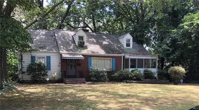 2915 Chevelle Lane SE, Atlanta, GA 30317 (MLS #6601925) :: RE/MAX Paramount Properties