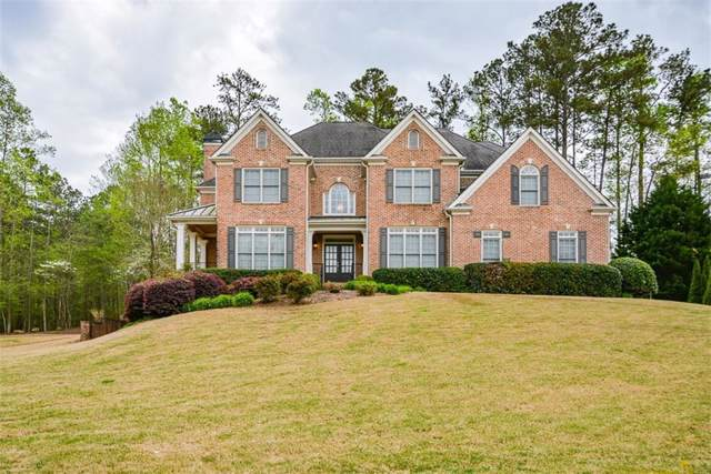 1322 Cobblemill Way NW, Kennesaw, GA 30152 (MLS #6602425) :: North Atlanta Home Team