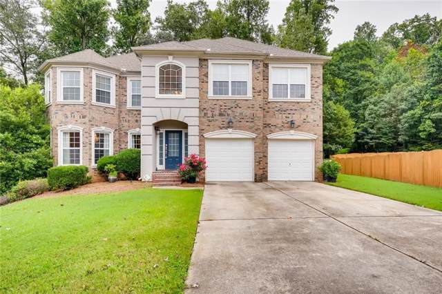 5875 Branch Valley Way, Cumming, GA 30040 (MLS #6602469) :: The North Georgia Group