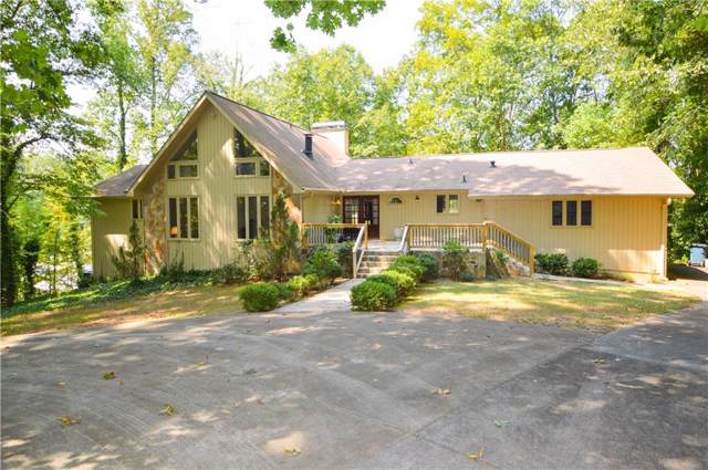 522 N Lake Drive, Canton, GA 30115 (MLS #6602540) :: Path & Post Real Estate