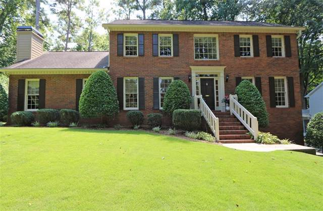 2155 Kensington Court SW, Marietta, GA 30064 (MLS #6602572) :: The Heyl Group at Keller Williams