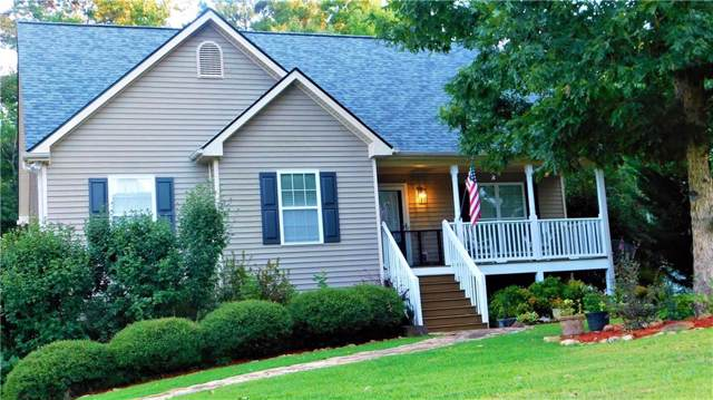621 Greenwood Park Way, Dawsonville, GA 30534 (MLS #6602579) :: RE/MAX Paramount Properties