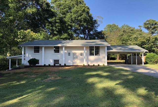3951 S Hurt Road SW, Smyrna, GA 30082 (MLS #6602678) :: RE/MAX Paramount Properties