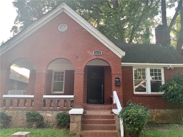 1371 Hartford Avenue SW, Atlanta, GA 30310 (MLS #6602741) :: The Zac Team @ RE/MAX Metro Atlanta