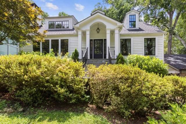 813 Brookridge Drive NE, Atlanta, GA 30306 (MLS #6602848) :: Community & Council