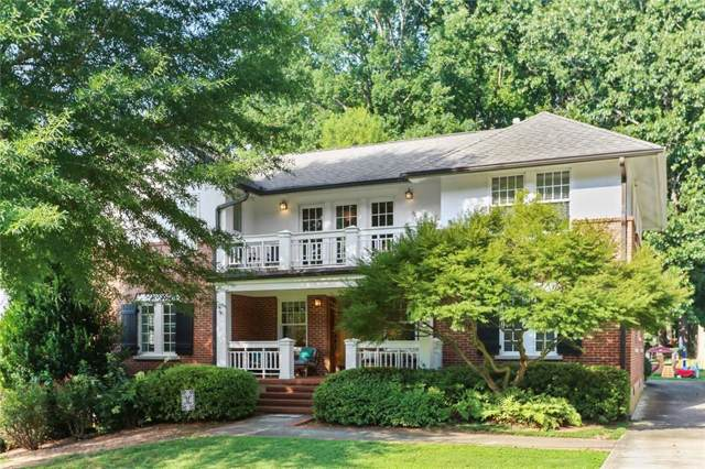 1281 Briardale Lane NE, Atlanta, GA 30306 (MLS #6602981) :: Rock River Realty