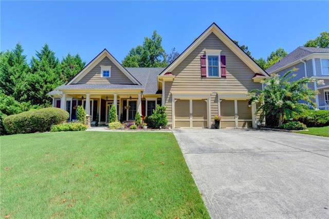 7472 Shady Glen Drive, Flowery Branch, GA 30542 (MLS #6602990) :: The Zac Team @ RE/MAX Metro Atlanta