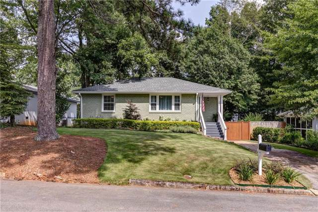 201 Martha Avenue NE, Atlanta, GA 30317 (MLS #6603028) :: RE/MAX Paramount Properties