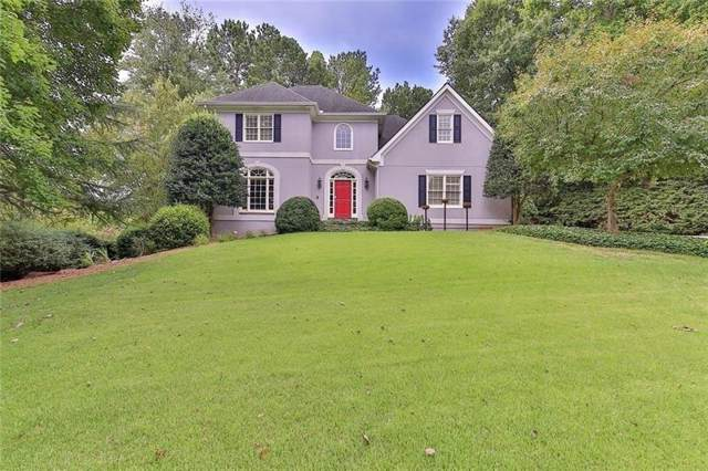 1851 Kirkmont Drive NW, Marietta, GA 30064 (MLS #6603160) :: North Atlanta Home Team