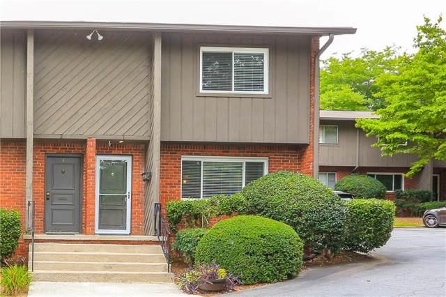 1608 Briarcliff Road NE #1, Atlanta, GA 30306 (MLS #6603280) :: Good Living Real Estate