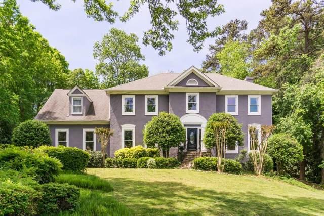 1060 Finnsbury Drive, Roswell, GA 30075 (MLS #6603343) :: Charlie Ballard Real Estate