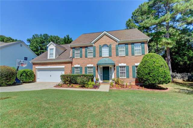 1105 Tributary Way, Dacula, GA 30019 (MLS #6603350) :: The Heyl Group at Keller Williams