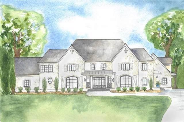 344 Lake Forrest Lane NE, Atlanta, GA 30342 (MLS #6603510) :: The Heyl Group at Keller Williams