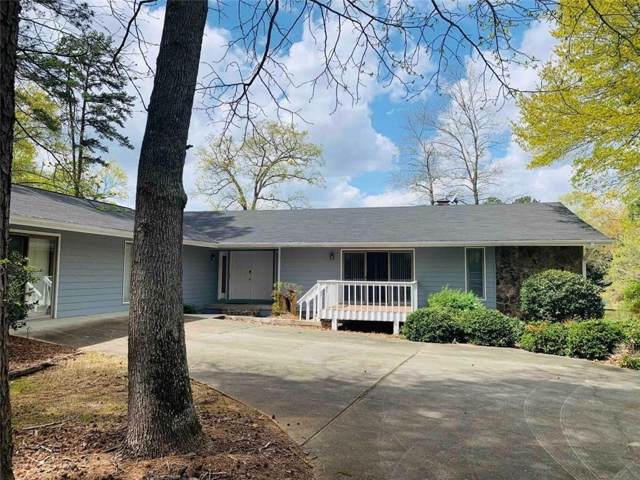 1131 Big Water Point, Greensboro, GA 30642 (MLS #6603541) :: North Atlanta Home Team