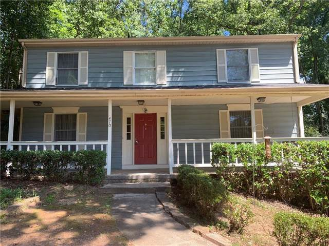470 Liberty Trace, Roswell, GA 30076 (MLS #6603584) :: North Atlanta Home Team