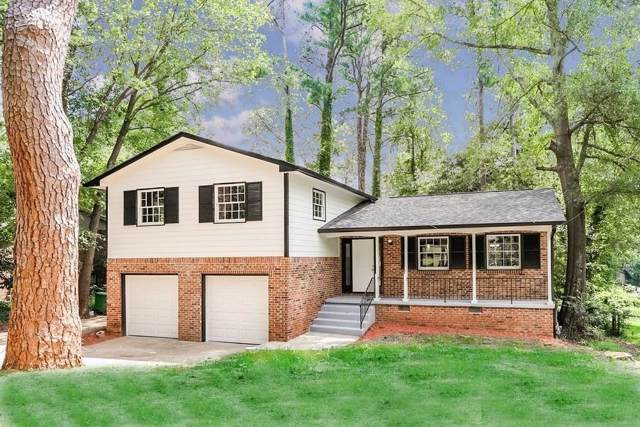 4145 Rue Dartagnan, Stone Mountain, GA 30083 (MLS #6603602) :: The Zac Team @ RE/MAX Metro Atlanta