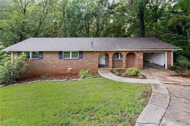 2801 Knollview Drive, Decatur, GA 30034 (MLS #6603679) :: North Atlanta Home Team