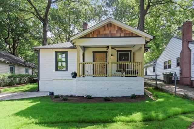 260 Haas Avenue SE, Atlanta, GA 30316 (MLS #6603786) :: The Heyl Group at Keller Williams