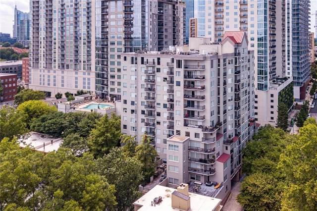 275 13th Street #103, Atlanta, GA 30309 (MLS #6603923) :: RE/MAX Paramount Properties