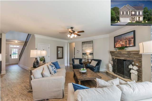 368 Hillgrove Drive, Holly Springs, GA 30114 (MLS #6603951) :: Charlie Ballard Real Estate