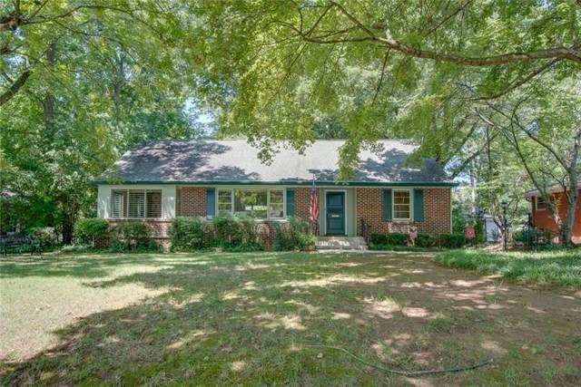 27 Clarendon Avenue, Avondale Estates, GA 30002 (MLS #6604001) :: Good Living Real Estate