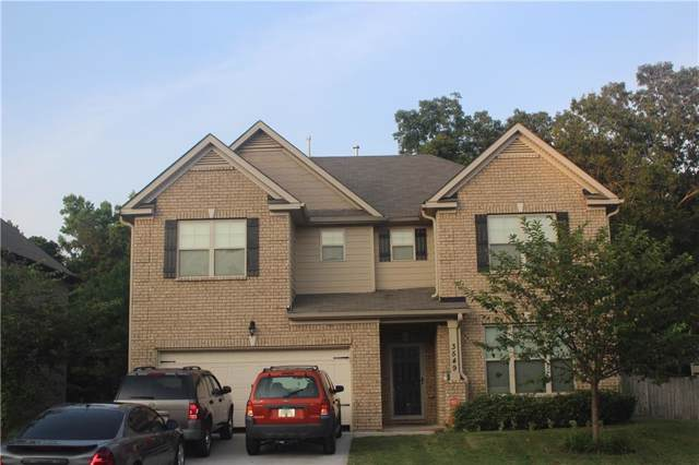 3549 Sycamore Bend, Decatur, GA 30034 (MLS #6604185) :: The Heyl Group at Keller Williams