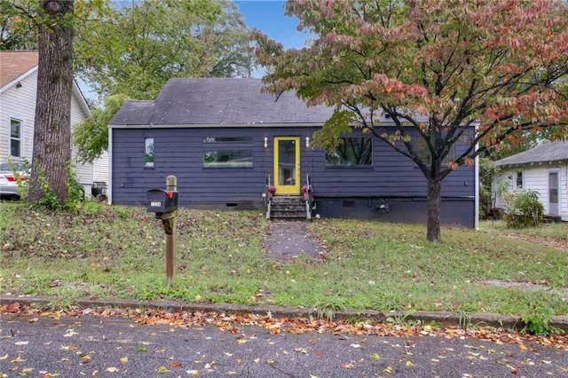 1204 Barnes Street NW, Atlanta, GA 30318 (MLS #6604187) :: Charlie Ballard Real Estate