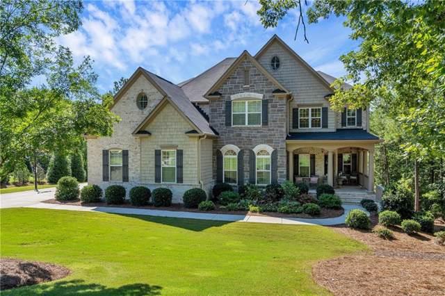 1536 Heritage Pass, Milton, GA 30004 (MLS #6604320) :: Dillard and Company Realty Group