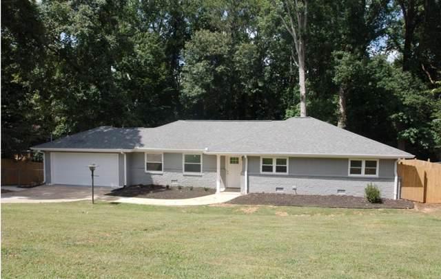4240 Smithsonia Drive, Tucker, GA 30084 (MLS #6604389) :: The Heyl Group at Keller Williams