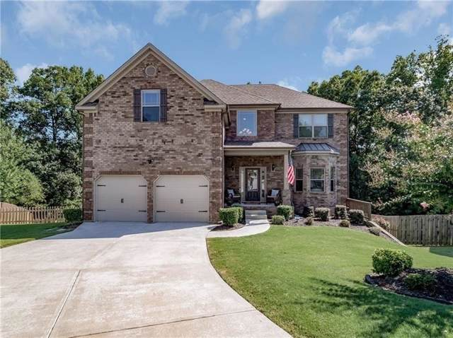 1869 Trinity Mill Drive, Dacula, GA 30019 (MLS #6604632) :: RE/MAX Paramount Properties