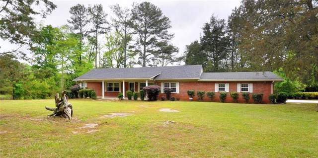 2309 West Hightower Trail, Conyers, GA 30012 (MLS #6604633) :: RE/MAX Paramount Properties