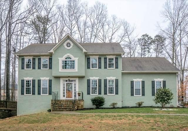 172 Oakwood Hills Drive, Suwanee, GA 30024 (MLS #6604662) :: RE/MAX Paramount Properties