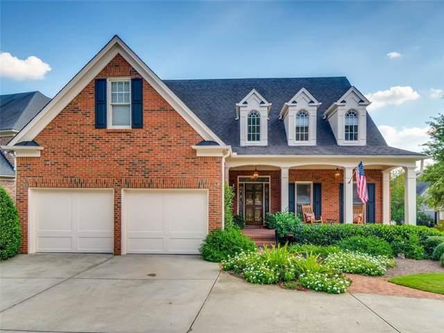 1021 Bluffhaven Way NE, Brookhaven, GA 30319 (MLS #6604790) :: North Atlanta Home Team