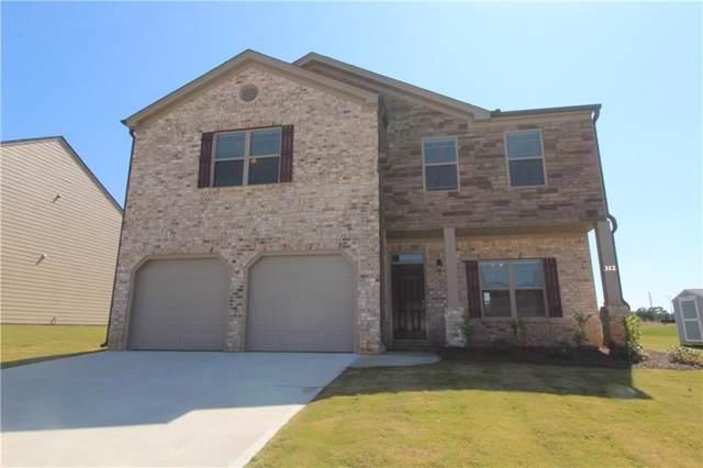 438 Fredrick Drive, Mcdonough, GA 30253 (MLS #6604802) :: North Atlanta Home Team