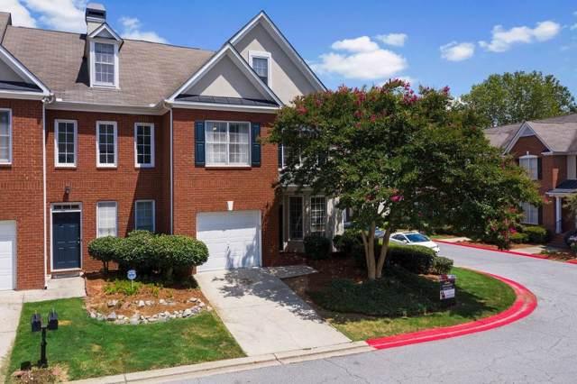 2361 Maplewood Court SE #25, Atlanta, GA 30339 (MLS #6604926) :: RE/MAX Paramount Properties