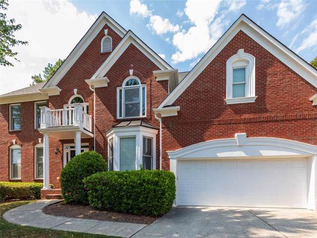 12445 Magnolia Circle, Johns Creek, GA 30005 (MLS #6604935) :: RE/MAX Prestige