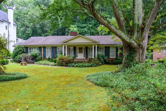 4391 Tree Haven Drive, Atlanta, GA 30342 (MLS #6605163) :: The Hinsons - Mike Hinson & Harriet Hinson