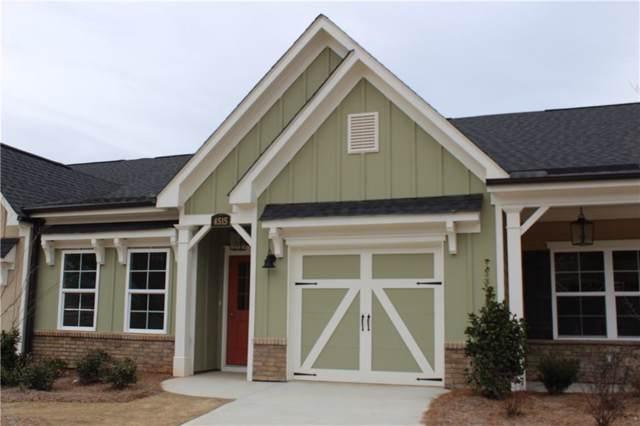 4515 Rutledge Drive #71, Oakwood, GA 30566 (MLS #6605240) :: North Atlanta Home Team