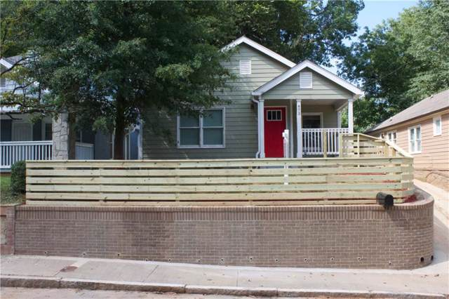 873 Thurmond Street NW, Atlanta, GA 30314 (MLS #6605411) :: North Atlanta Home Team